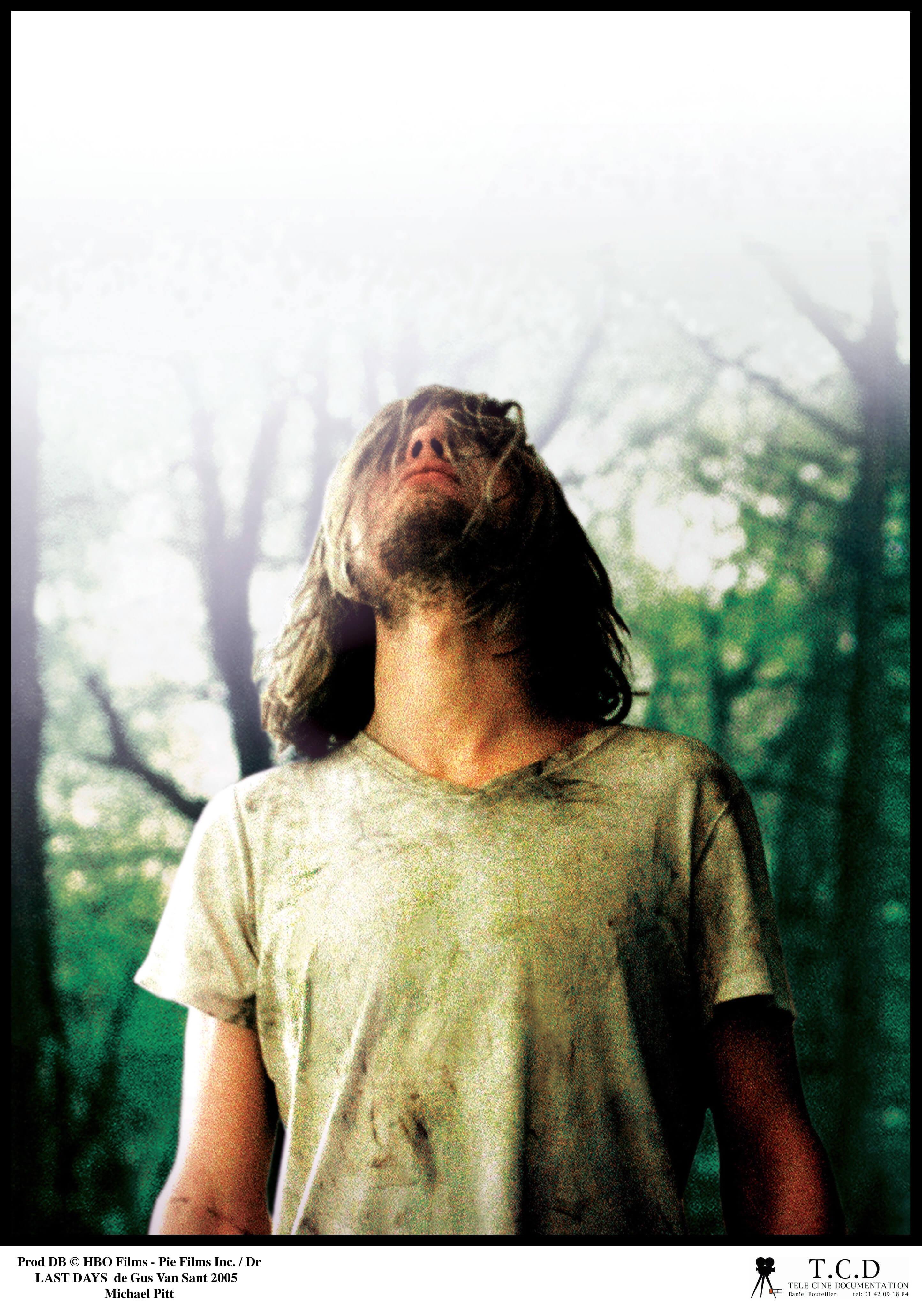 Майкл Пітт у «Останніх днях» Ґаса Ван Сента (2005) © HBO