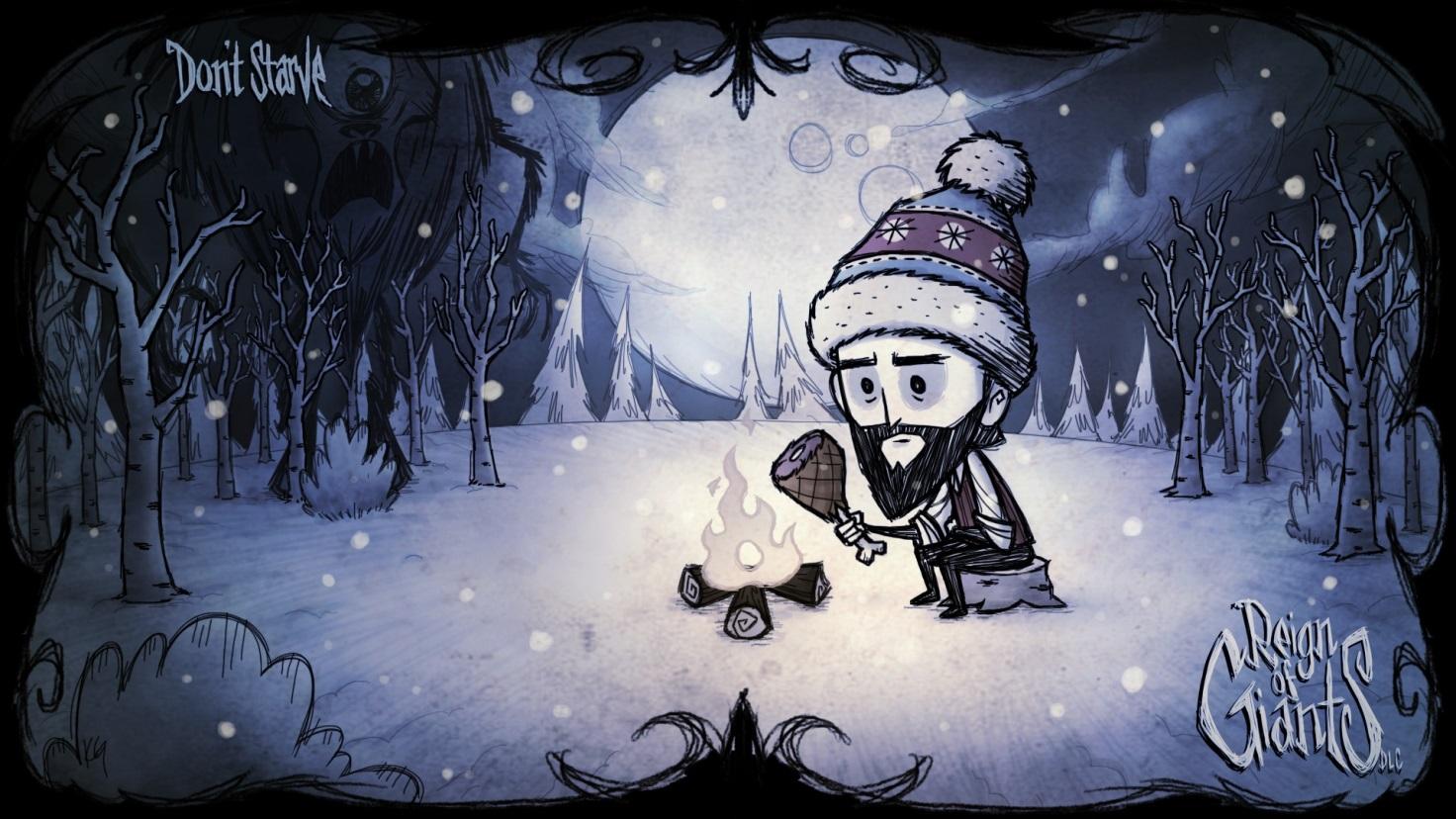 Зима в Don't Starve