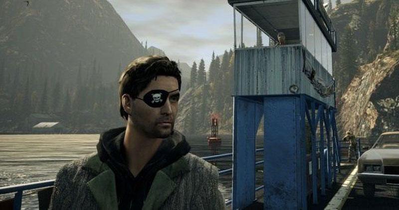 Студія Remedy творчо карає гравців-піратів тим, що наклеює головному герою на око пов'язку, якщо копія гри не пройде автентифікацію