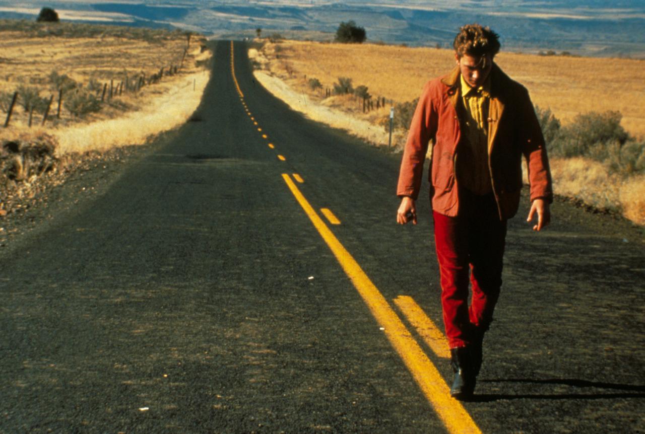 Рівер Фенікс у «Моєму власному штаті Айдахо» Ґаса Ван Сента (1991) © Warner Bros Inc.