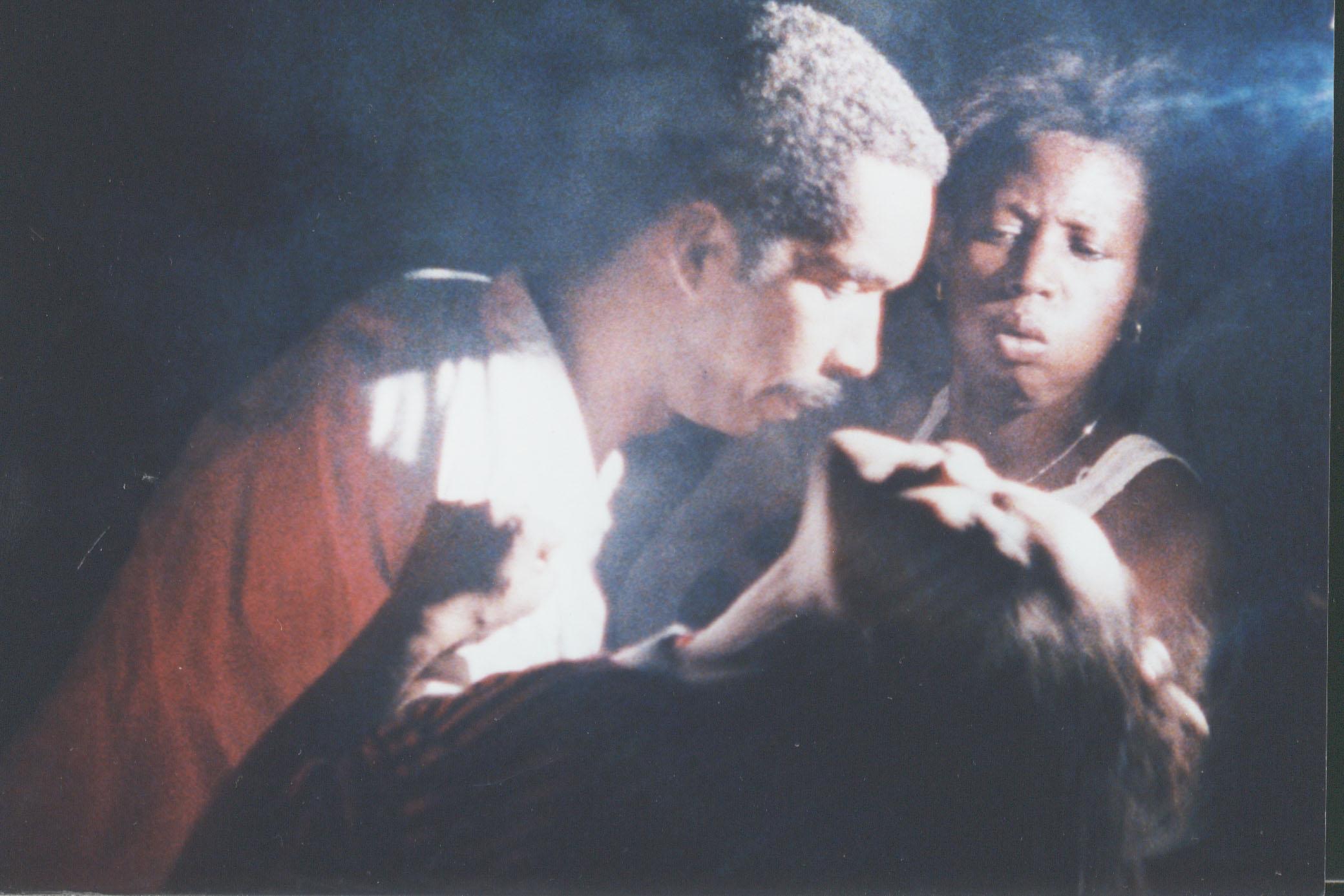 Кадр із фільму «Гаїті. Без назви», 1996.