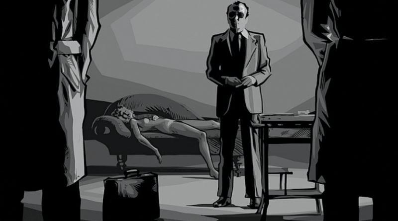 Кадр з розкадровки фільму «П'ять перешкод». Фото з архіву Photobucket