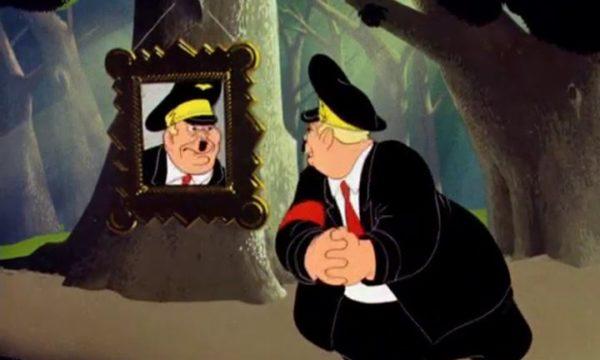 Herr meets Hare, 1945